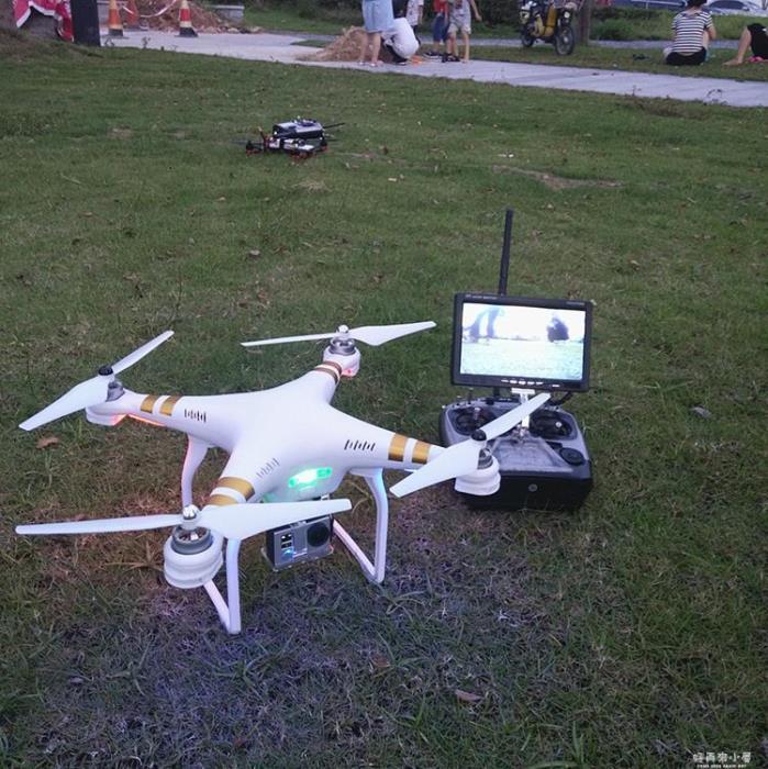 到手飛彬兆專業四軸航模DIY組裝航拍遙控高清無人機媲美大疆精靈
