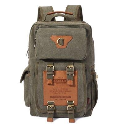 雙肩包帆布後背包-精選大容量旅行耐磨男包包6色73re9【獨家進口】【米蘭精品】