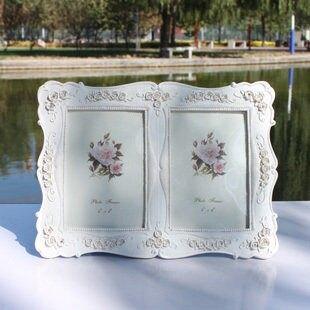 玫瑰語季B系列 白色 歐式田園 6寸組合