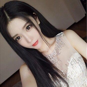 假髮 網紅女長直髮自然蓬鬆中分劉海長捲韓國流行仿真修臉及腰髮套 全館八八折