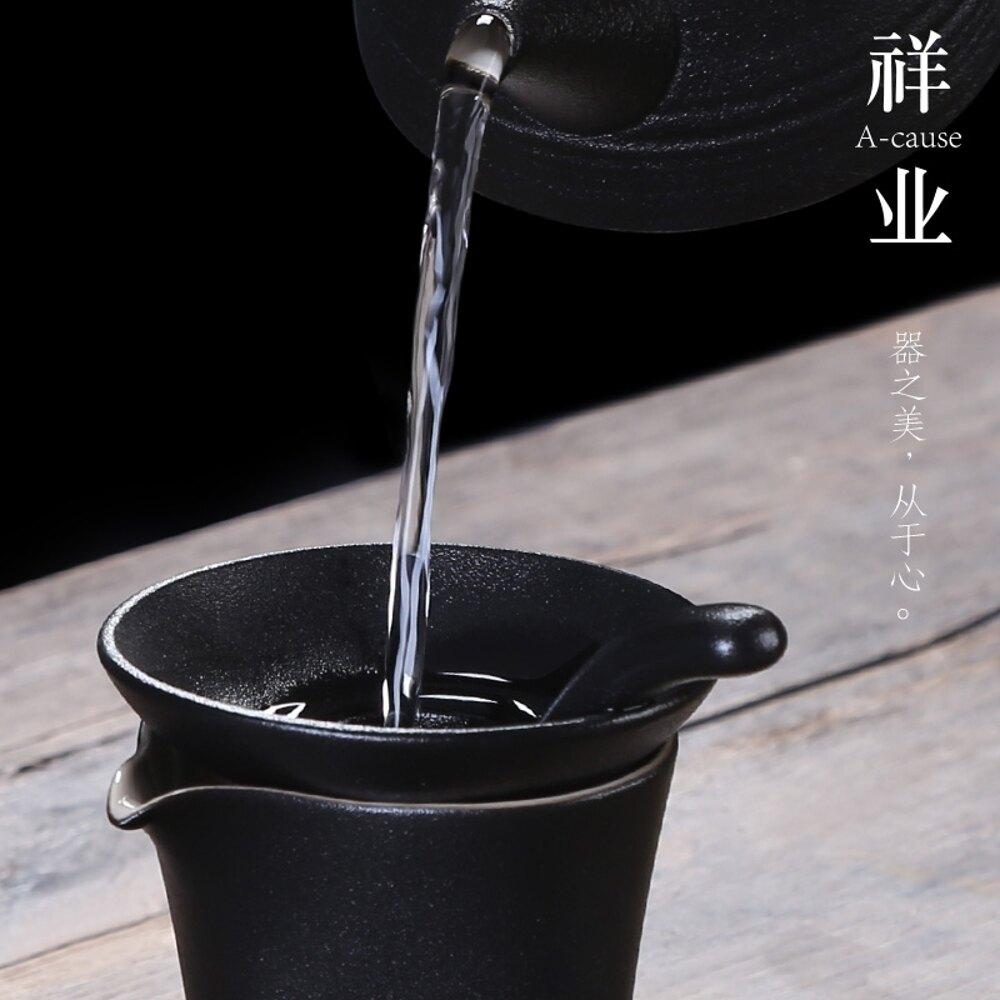 濾茶器 創意茶漏套裝漏斗茶隔個性茶濾網茶葉過濾器泡茶器功夫茶具配件 領券下定更優惠