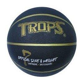 成功 40171-2 黑色金溝刻字籃球
