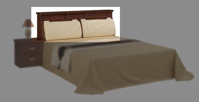 【尚品傢俱】GF-M11 詩雅胡桃6尺床頭箱床前箱(含布套)~另售5尺
