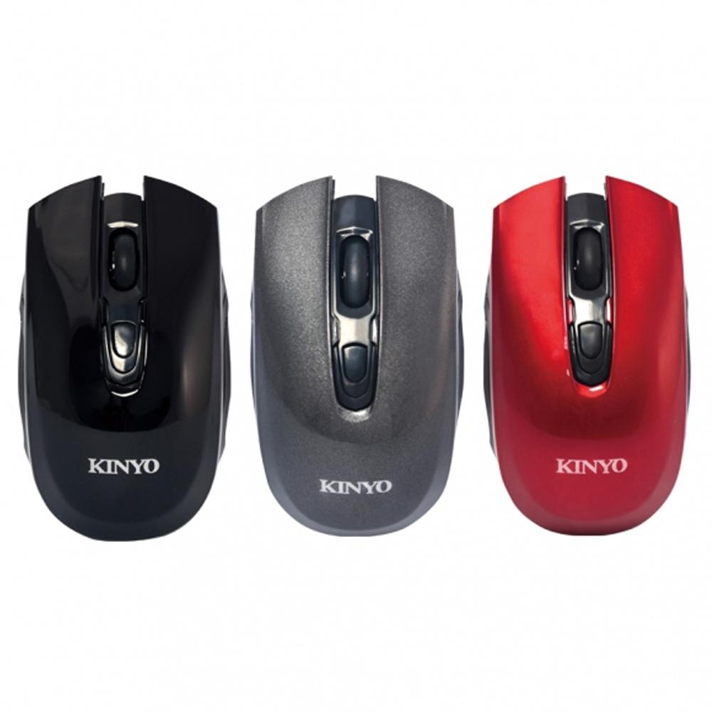 KINYO 無線束縛-藍牙3.0無線滑鼠 GBM-1800