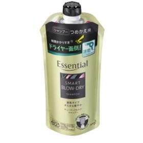 エッセンシャル スマートブロードライ シャンプー [つめかえ用] 花王