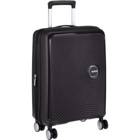 [アメリカンツーリスター] スーツケース キャリーケースサウンドボックス スピナー55 機内持ち込み可 保証付 35L 55 cm 2.6 kg 88472 ベースブラック (出張・ビジネス・旅行・ラゲージ・Suitcase・Luggage・キャリーバッグ・TSAロック・大容量・軽量)