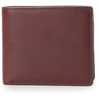 ゲンテン genten アマーノ 2つ折り財布 (ノウチャ)