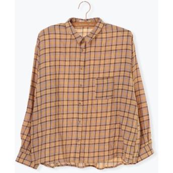 【6,000円(税込)以上のお買物で全国送料無料。】柄アソートシャーリングシャツ