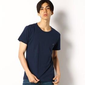 [マルイ]【セール】【Stra Raggio】ITARIAバックプリント 半袖クルーネックTシャツ/テットオム(TETE HOMME)