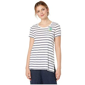 [Tommy Bahama(トミーバハマ)] レディースウェア・T-シャツ・トレーナー等 One Wave Or Another Tee White XS [並行輸入品]