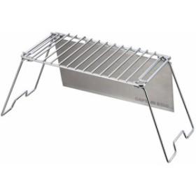 CAPTAIN STAG(キャプテンスタッグ) グリルスタンド テーブル(風防付き) アウトドア UG0030