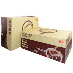 【即享咖啡】綜合阿拉比卡-濾掛咖啡禮盒(50入*2盒)濾泡式研磨咖啡
