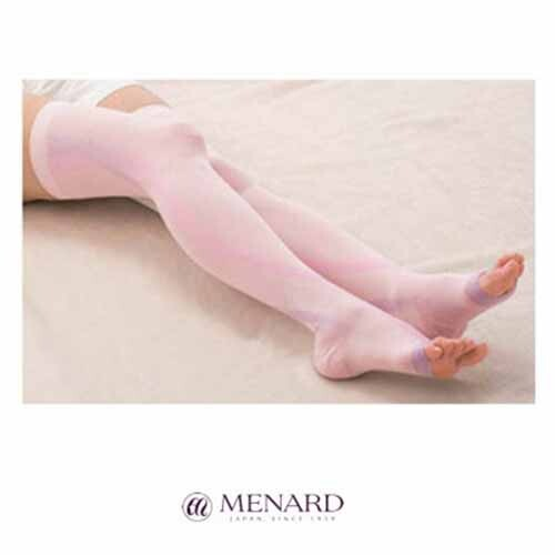 老人當家menard-美腿襪(寢用)
