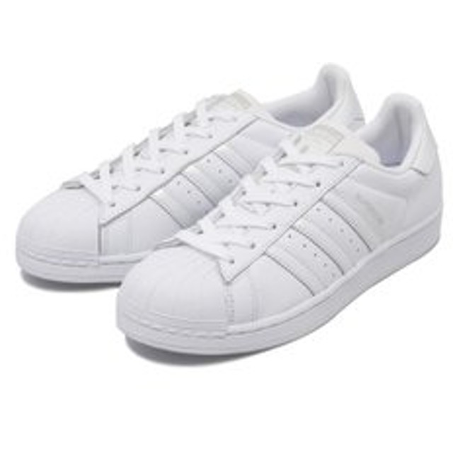 【ABC-MART:シューズ】AQ1214 SUPERSTAR W WHT/WHT 600324-0001