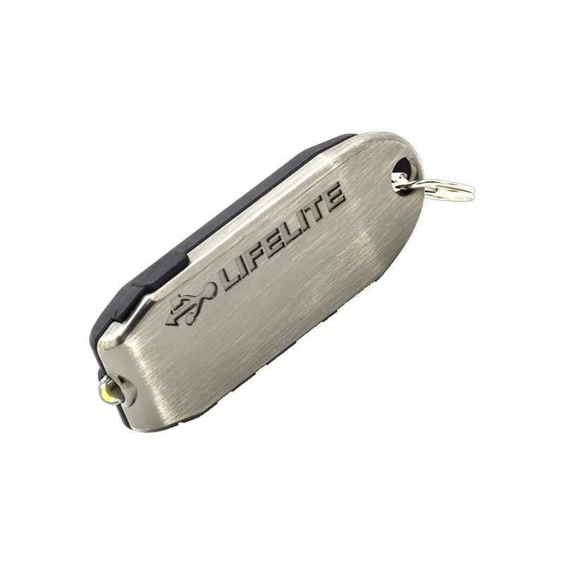 英國多功能USB充電迷你手電筒 TU288