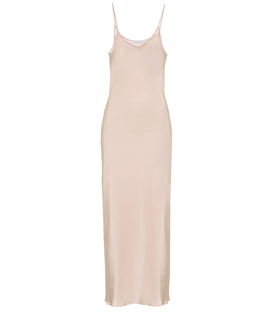 Exclusive to Mytheresa - Silk slip dress