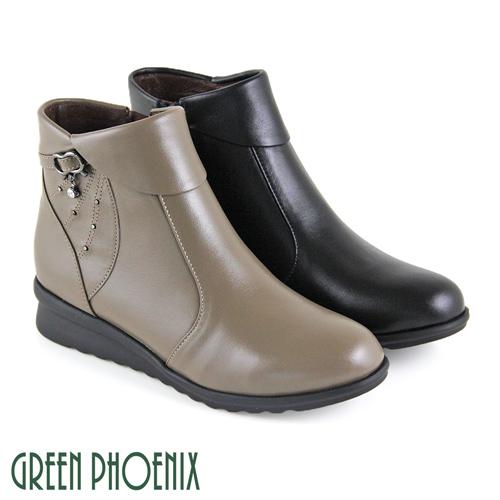 垂墜感的壓克力水鑽點綴搭配翻領的簡單設計小坡跟鞋,平穩好走好輕鬆內側拉鍊設計,方便好穿脫此鞋款為正常版型