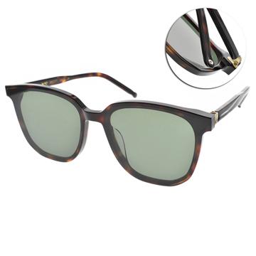 NINE ACCORD 太陽眼鏡 修飾大框款 琥珀棕 HORN NERO C3