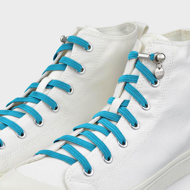 Aholic 單手鞋帶 - 天空藍