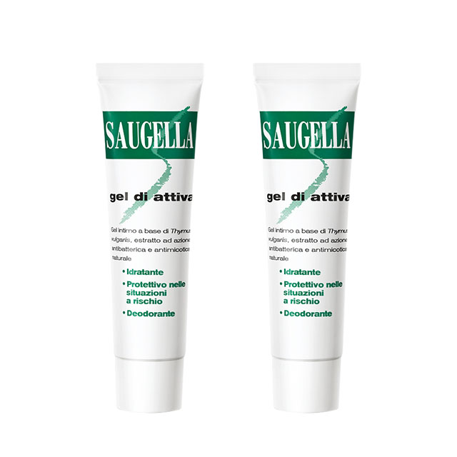 【Saugella賽吉兒】高效修護保濕凝膠-加強型(30ml)X2件組