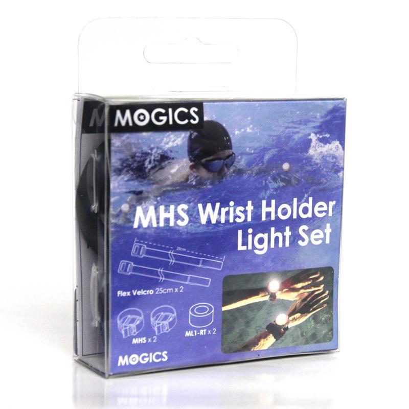 MHS-WL 摩奇客燈戶外型 - 運動腕帶雙燈組 運動腕帶雙燈組