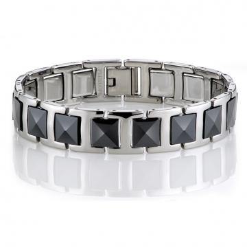 DECO X MASSA-G 絕黑重磅 頂級陶瓷手環
