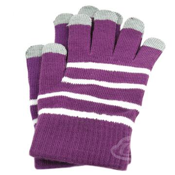 Lus.G 3C觸控螢幕專用手套II代-葡萄紫