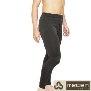 【METEN】精典時尚彩色內刷毛衛生褲~3件組(5色可選)