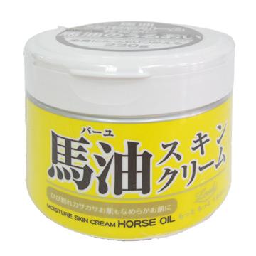 Loshi馬油保濕乳霜