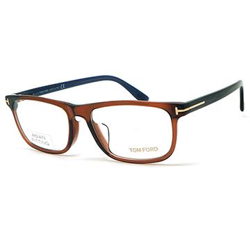 【TOM FORD】低調奢華簡約時尚 TF5356-F 048 光學眼鏡鏡框 55mm