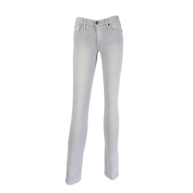 【美國True Religion】女HALLE中腰基本款牛仔褲