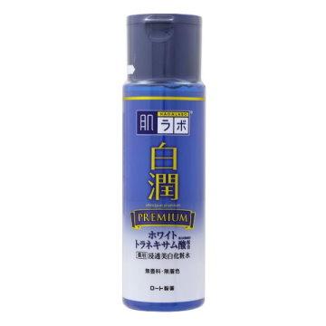 《ROHTO 樂敦》肌研白潤高效集中淡斑化妝水-清爽型 170ML
