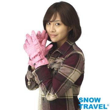 【 SNOW TRAVEL 】3M 100%防水保暖手套AR-36(3件組)