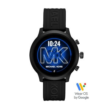 Michael Kors Access MKGO智能手錶套裝組-黑