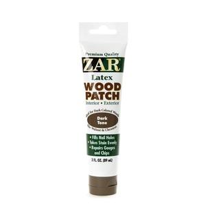 ZAR 中性木料修補劑 低收縮 深木色 3oz