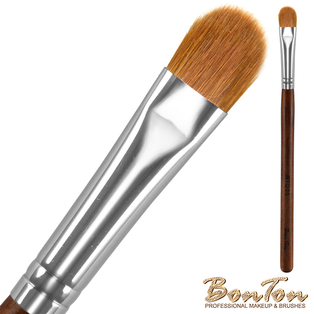 BonTon 頂級原木系列 眼影刷(M) RTQ05 100%貂毛