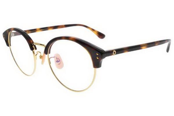 【NINE ACCORD】韓國設計 復古懷舊新時尚 光學眼鏡鏡框 Lentop YURI C2