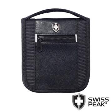 荷蘭 XD SWISS PEAK-瑞士旅行證件袋/證件夾《歐型精品館》