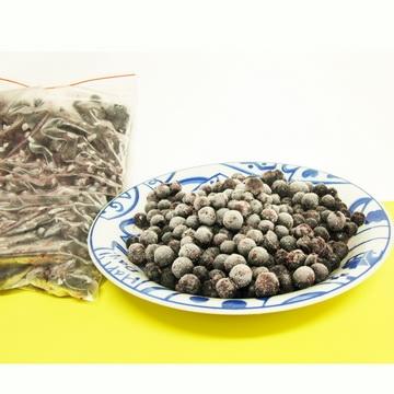 《阿洲水果》【中國進口】冷凍黑醋栗(1包)