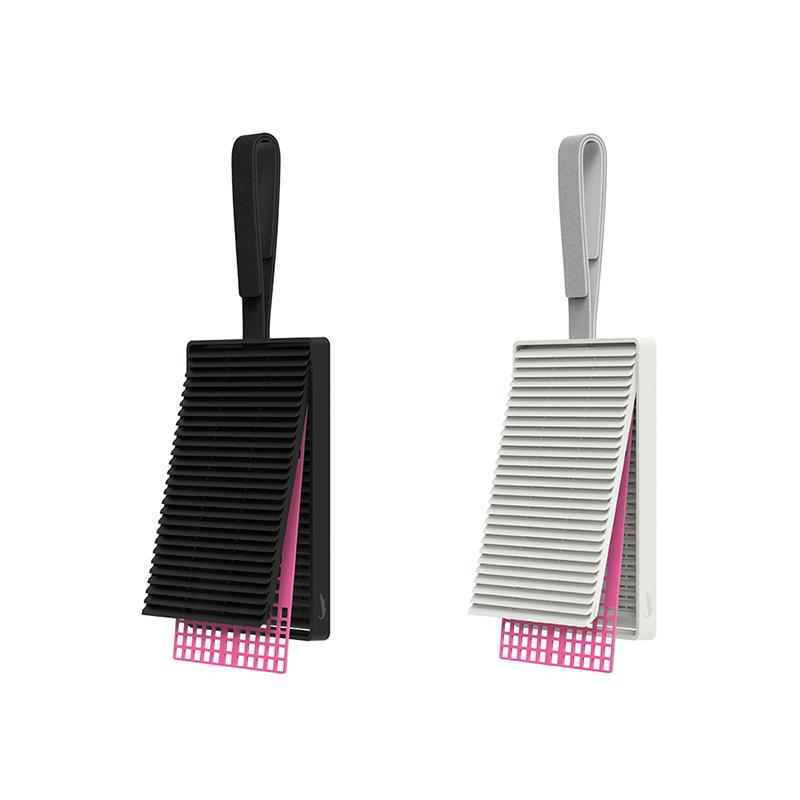 Unipapa X 鱷魚牌 生活卡匣 防蚊系列 自黏帶 白色 (1卡匣+1防蚊補充片)