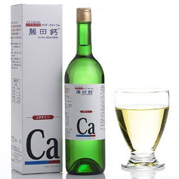 AA鈣 杏懋 藤田鈣液劑750ml 1瓶