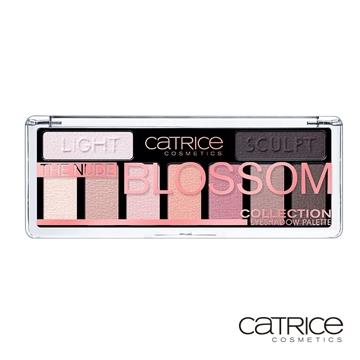 Catrice 卡翠絲 裸粉花漾眼彩盤-裸粉系
