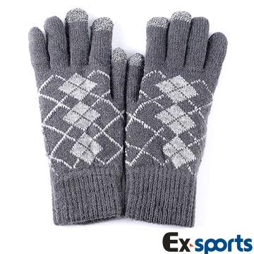 Ex-sports 觸控手套 智慧多功能(男款-604)