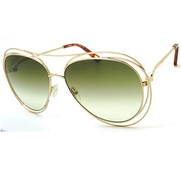 【CHLOE】太陽眼鏡墨鏡 CE134S 792 法國時尚 巴黎的浪漫與自信 Chloe