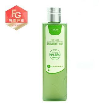 ALODERMA璦露德瑪-蘆薈鮮汁原液460ML*6瓶