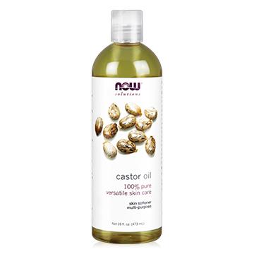 【NOW】Castor Oil蓖麻油(16oz / 473ml)