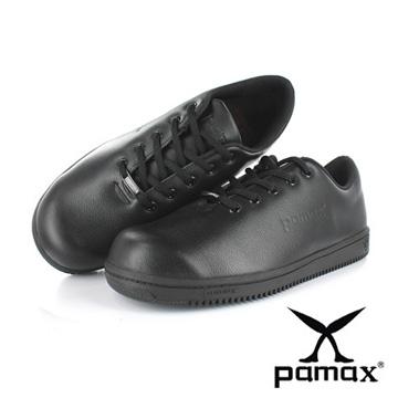 PAMAX 帕瑪斯 ★餐飲廚師鞋、學生鞋、休閒鞋★ 【超魔力止滑系列】舒適防滑鞋 ※ PP07701(男)輕量