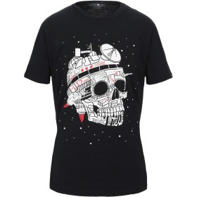 《セール開催中》HYDROGEN メンズ T シャツ ブラック XS コットン 100%