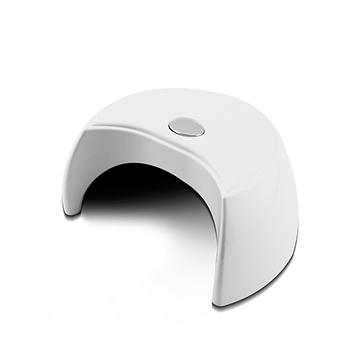 新月-白-6W-LED美甲燈