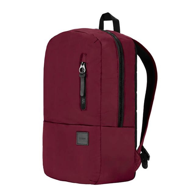 Incase Compass Backpack with Flight Nylon 15 輕巧膠囊飛行尼龍筆電後背包 酒紅
